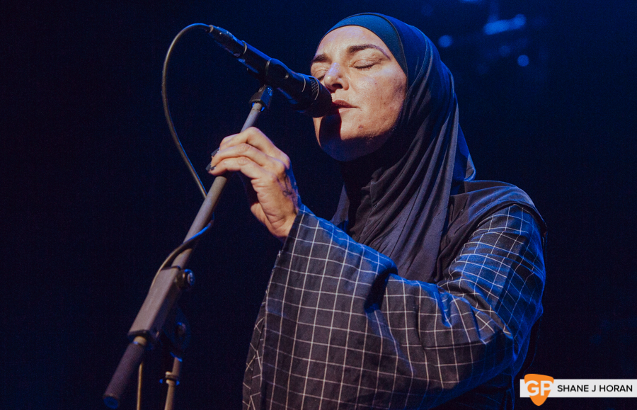 Sinead O'Connor, Opera House, Shane J Horan, 26-10-19-2