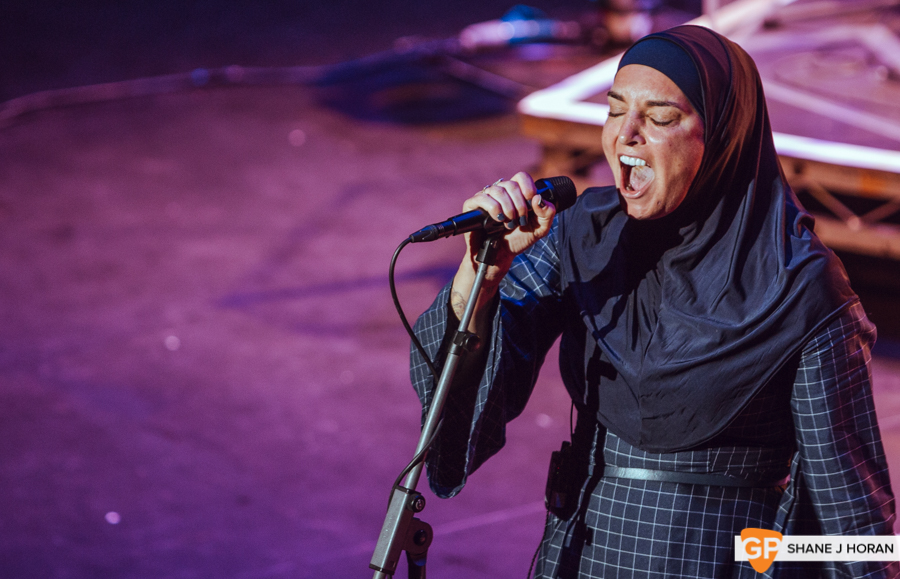 Sinead O'Connor, Opera House, Shane J Horan, 26-10-19-23