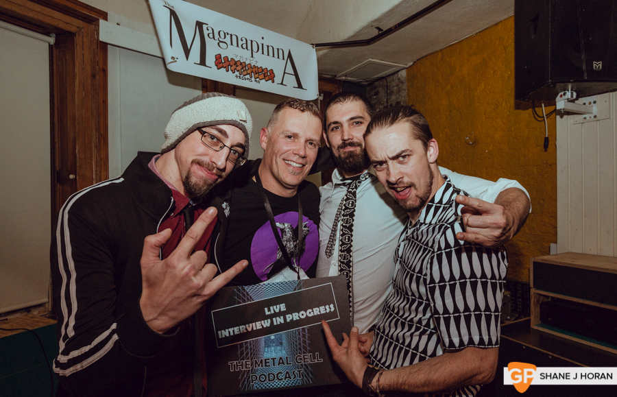 The Metal Cell feat The Magnapinna, Cork Podcast Festival, Plug'd, Shane J Horan, 11-10-19-7