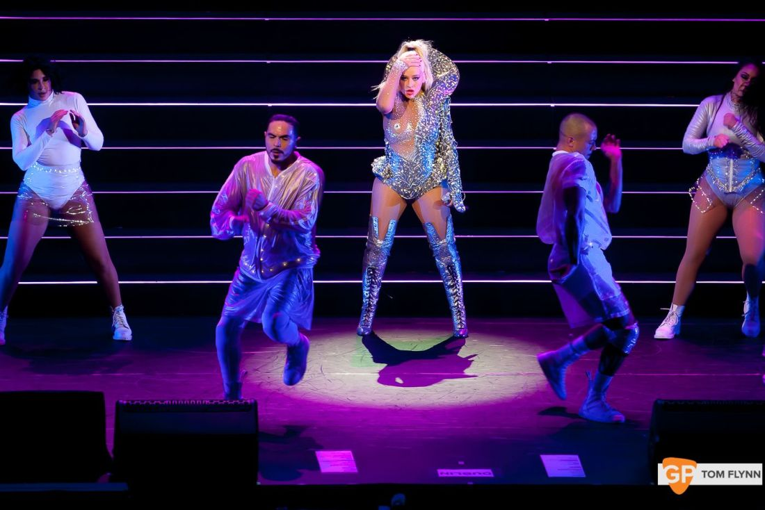 Christina Aguilera at 3Arena, Dublin by Tom Flynn (5:11:19) – 19