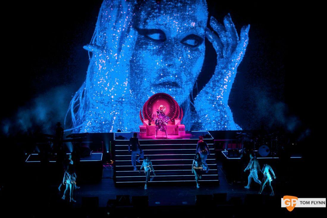 Christina Aguilera at 3Arena, Dublin by Tom Flynn (5:11:19) – 2