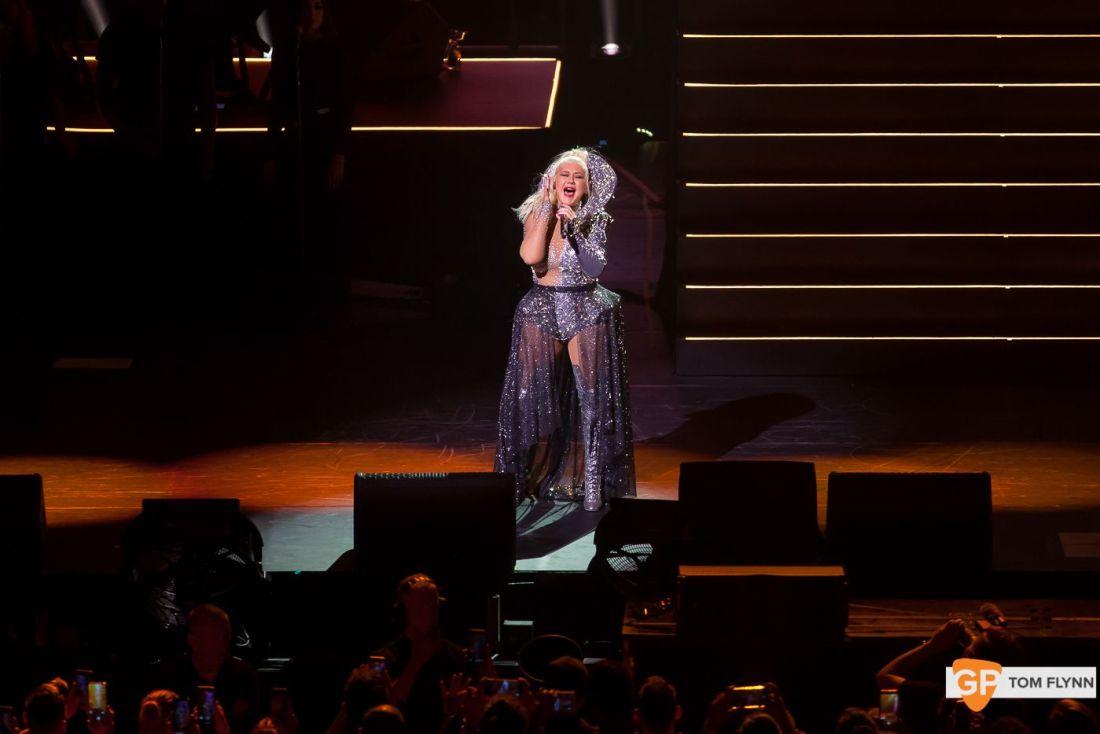 Christina Aguilera at 3Arena, Dublin by Tom Flynn (5:11:19) – 9