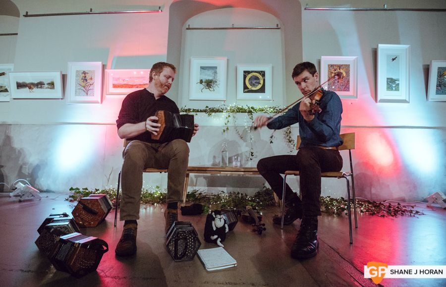 Cormac Begley & Liam O Connor, St Peters, Quiet Lights, Shane J Horan, 22-11-19-3