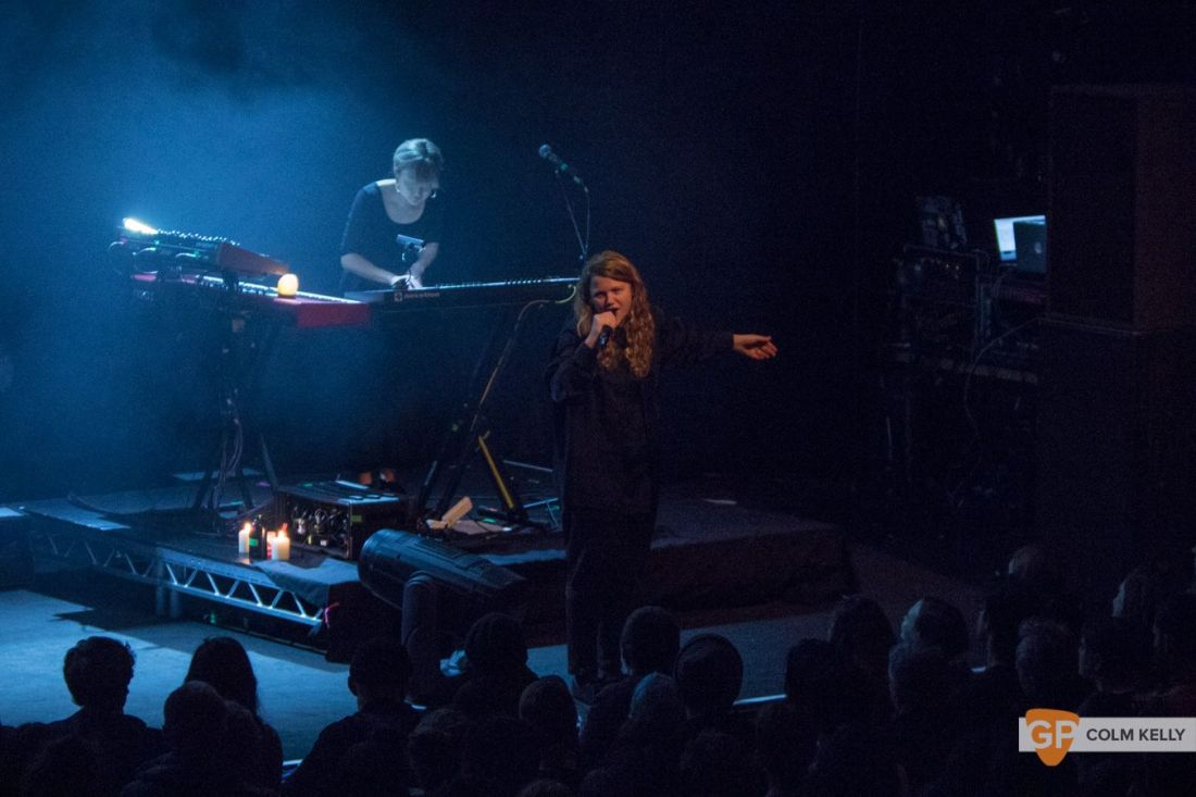 Kate Tempest at Vicar Street, Dublin 15.11.2019 Copyright Colm Kelly-2-10