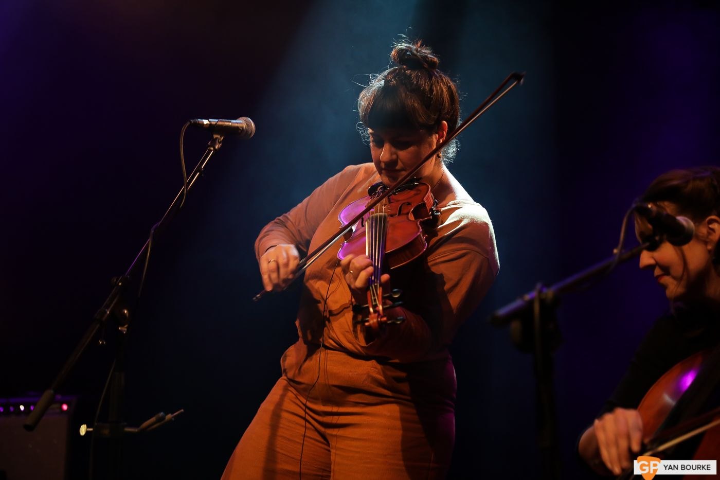 Laura Cortese and the Dance Cards at The Button Factory on 20 November 2019 by Yan Bourke-7