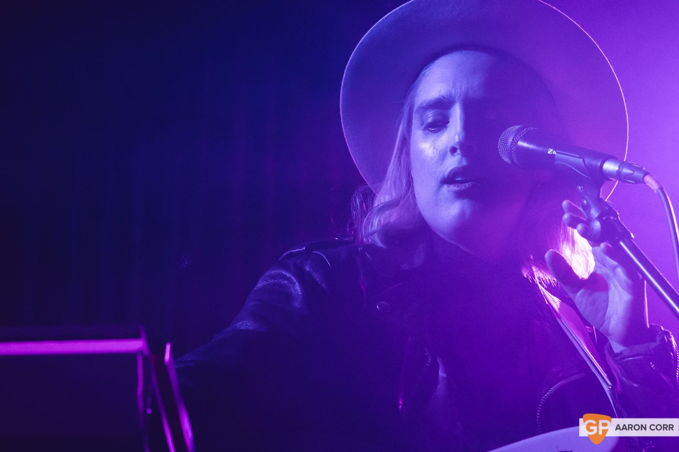 Shura at The Academy on 17-11-19 by Aaron Corr-0263