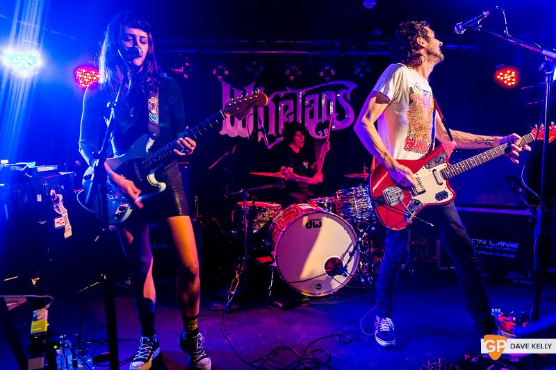 Tropical Fuck Storm in Whelans on 5 November 2019 (11)