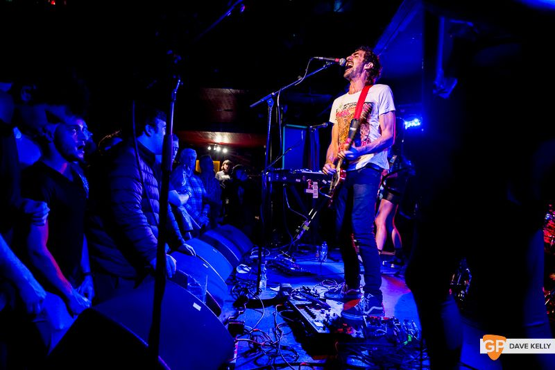 Tropical Fuck Storm in Whelans on 5 November 2019 (16)