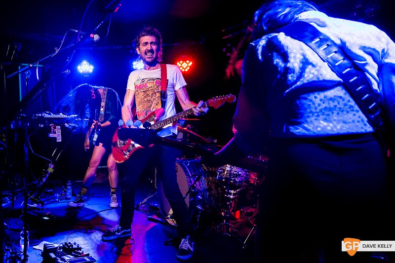 Tropical Fuck Storm in Whelans on 5 November 2019 (20)