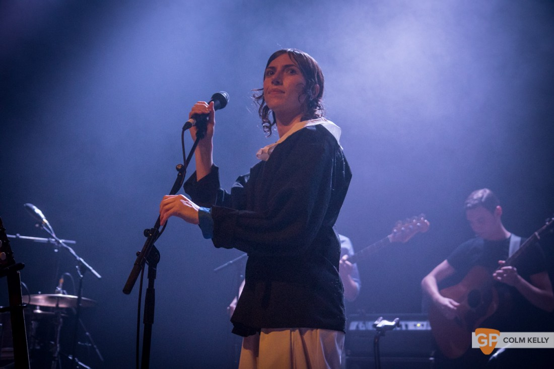 Aldous Harding at Vicar Street, Dublin 3.12.2019 Copyright Colm Kelly-22