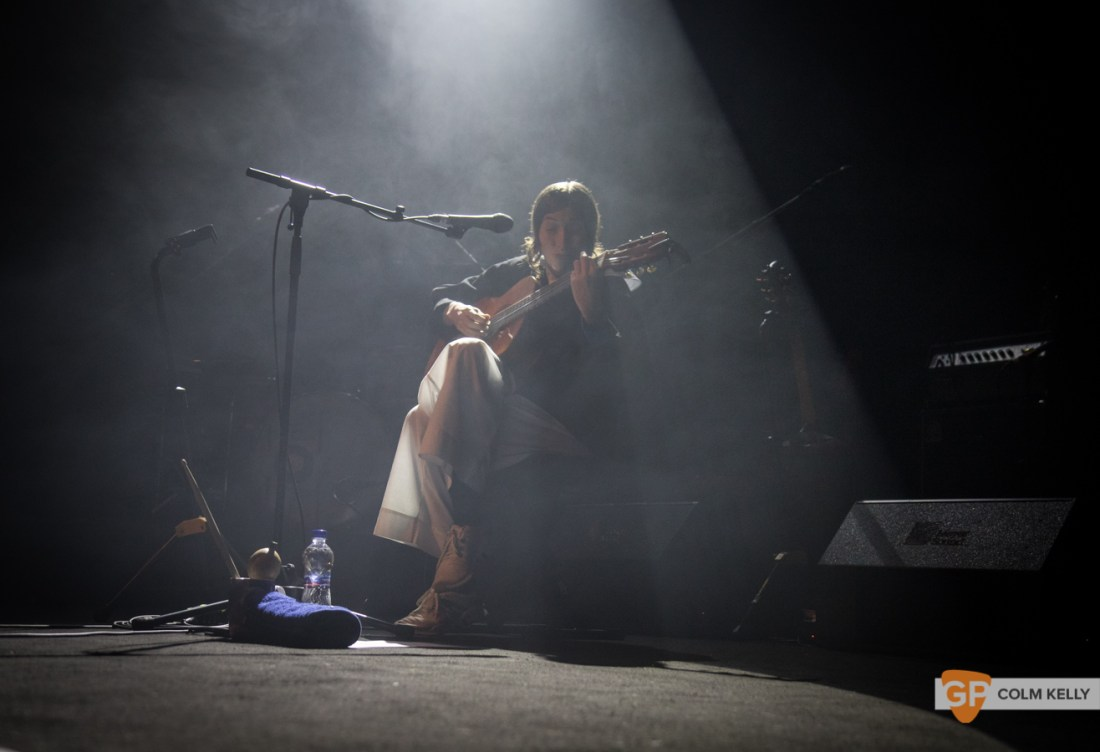 Aldous Harding at Vicar Street, Dublin 3.12.2019 Copyright Colm Kelly-9