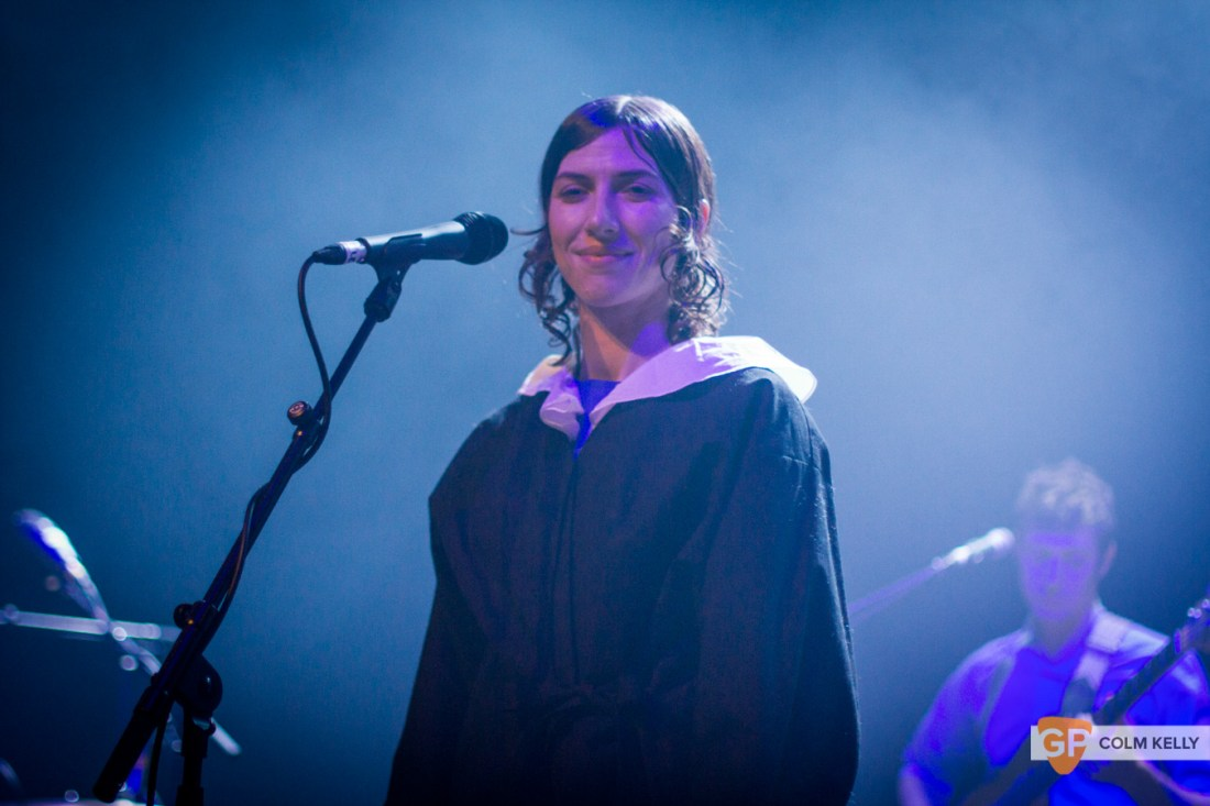 Aldous Harding at Vicar Street, Dublin 3.12.2019 Copyright Colm Kelly copy