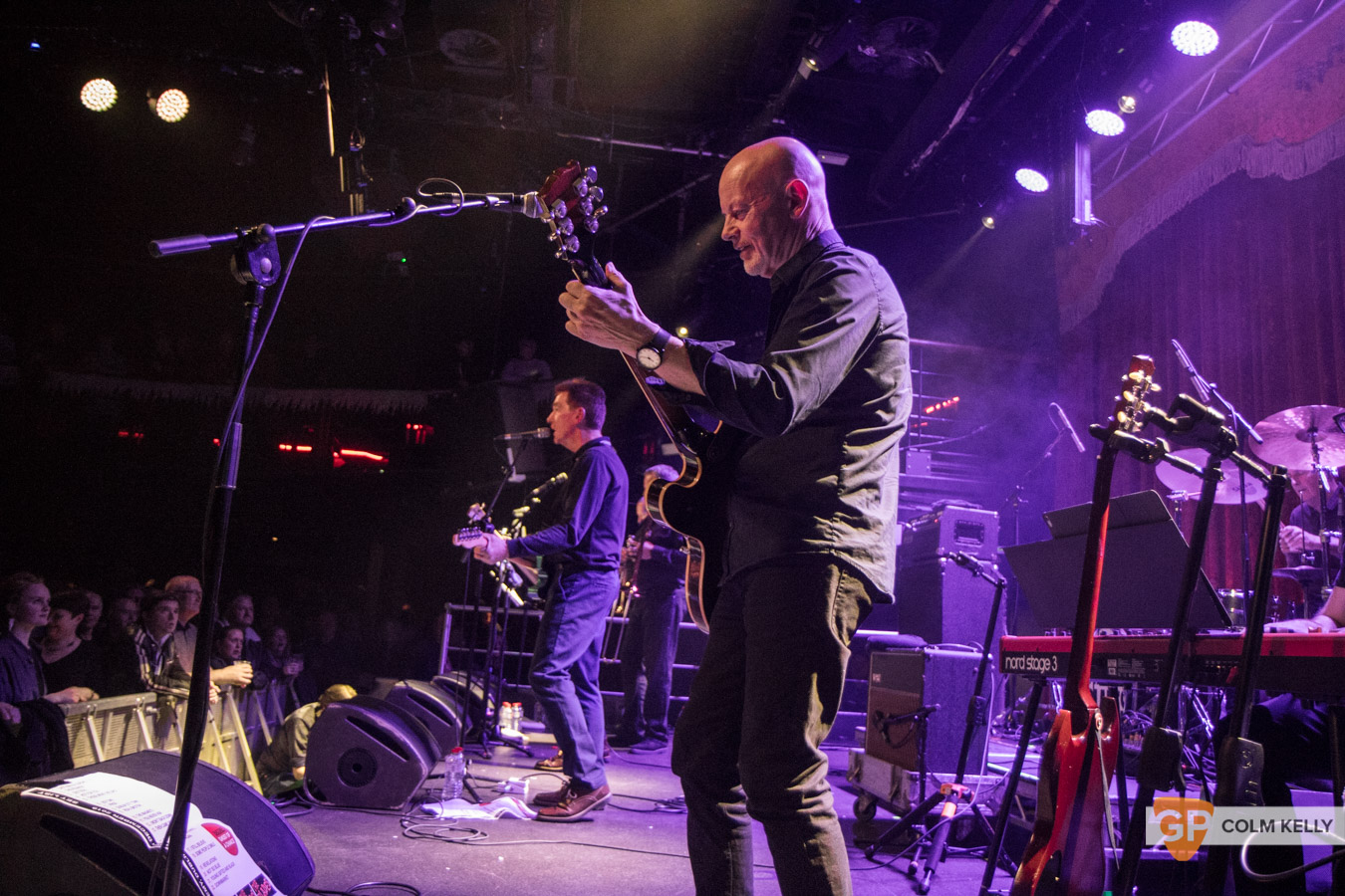 The Bades at The Academy 14.12.2019 14.12.2019 Copyright ColmKelly-159