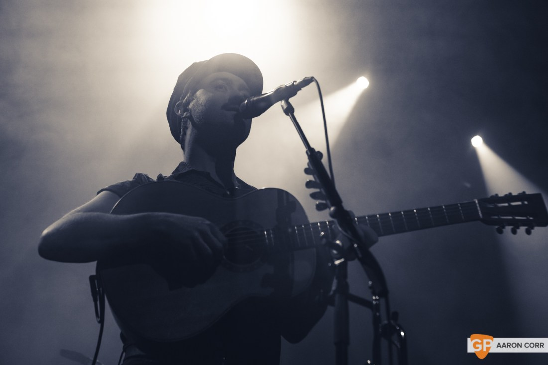 Villagers in Vicar Street, Dublin on 14-Dec-19 by Aaron Corr-0951