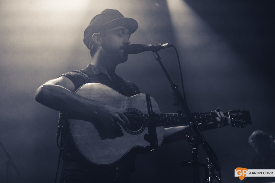 Villagers in Vicar Street, Dublin on 14-Dec-19 by Aaron Corr-0959