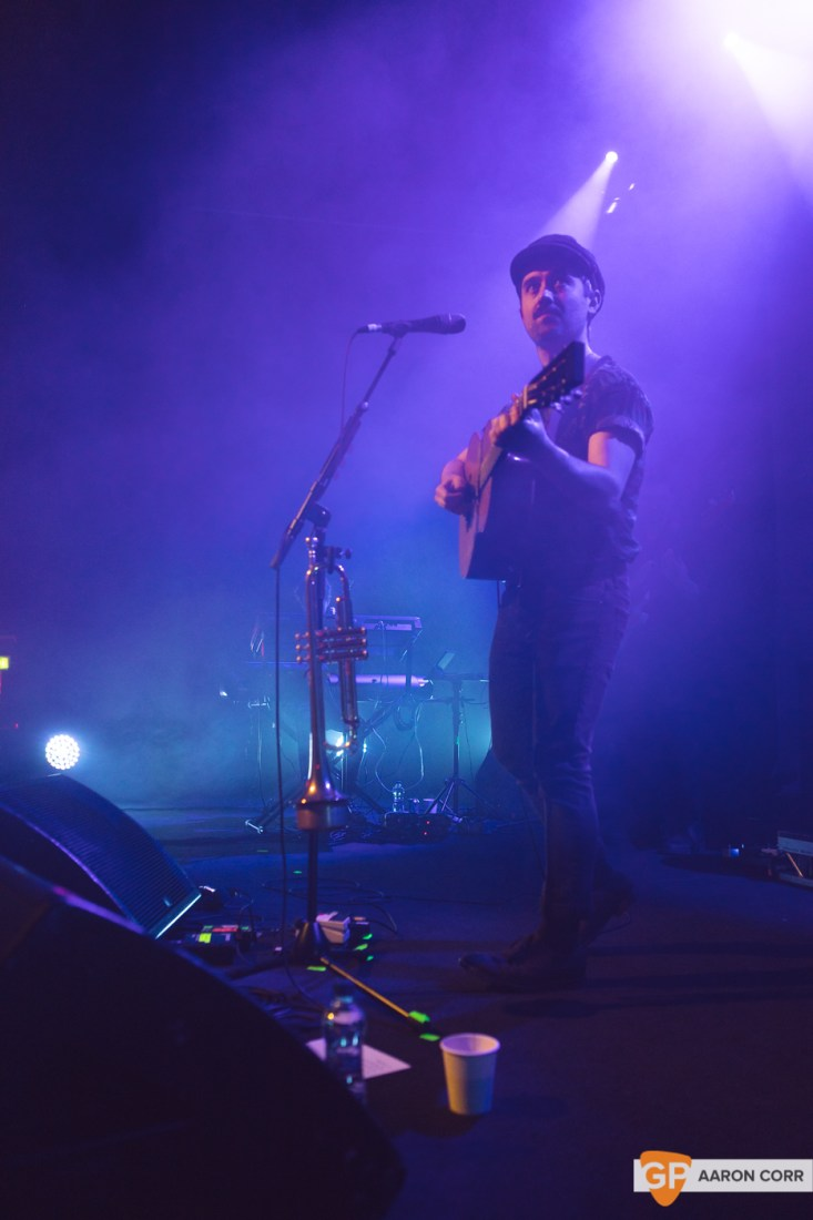 Villagers in Vicar Street, Dublin on 14-Dec-19 by Aaron Corr-0960
