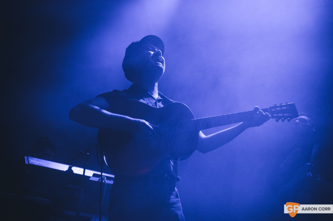 Villagers in Vicar Street, Dublin on 14-Dec-19 by Aaron Corr-0969