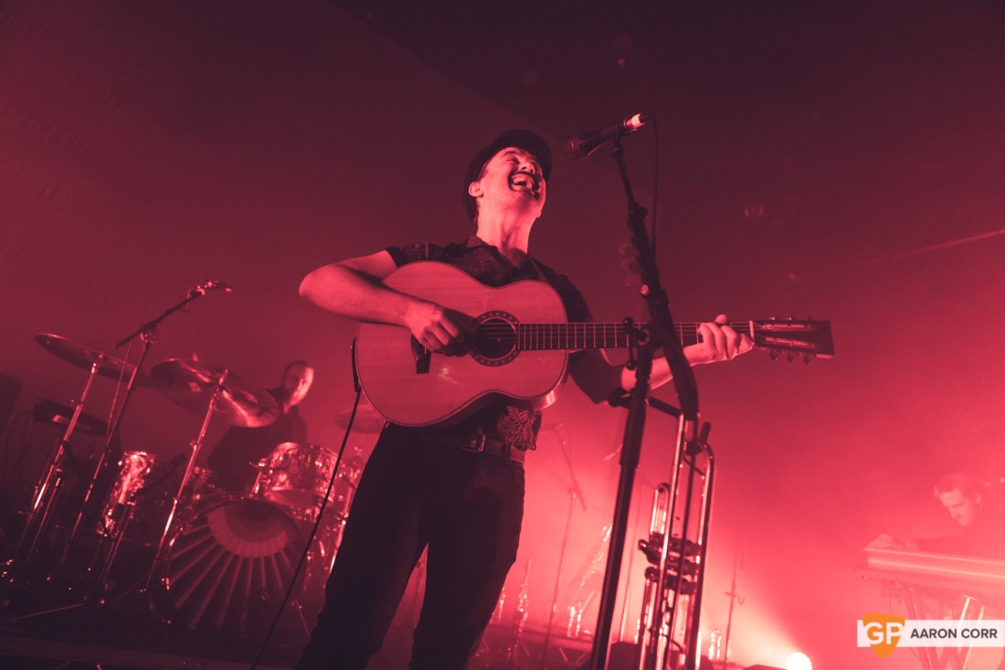 Villagers in Vicar Street, Dublin on 14-Dec-19 by Aaron Corr-1000