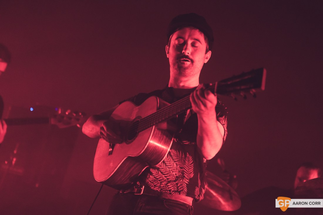 Villagers in Vicar Street, Dublin on 14-Dec-19 by Aaron Corr-1008