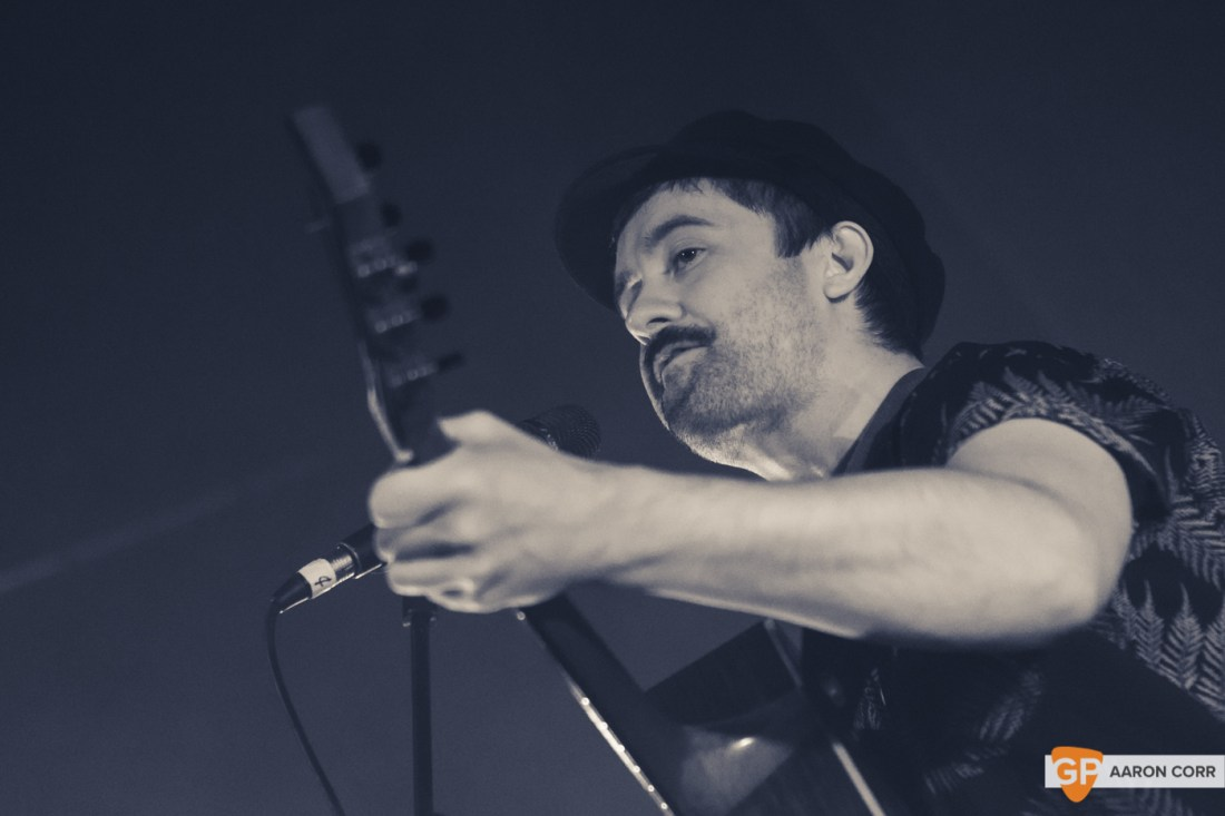 Villagers in Vicar Street, Dublin on 14-Dec-19 by Aaron Corr-1014