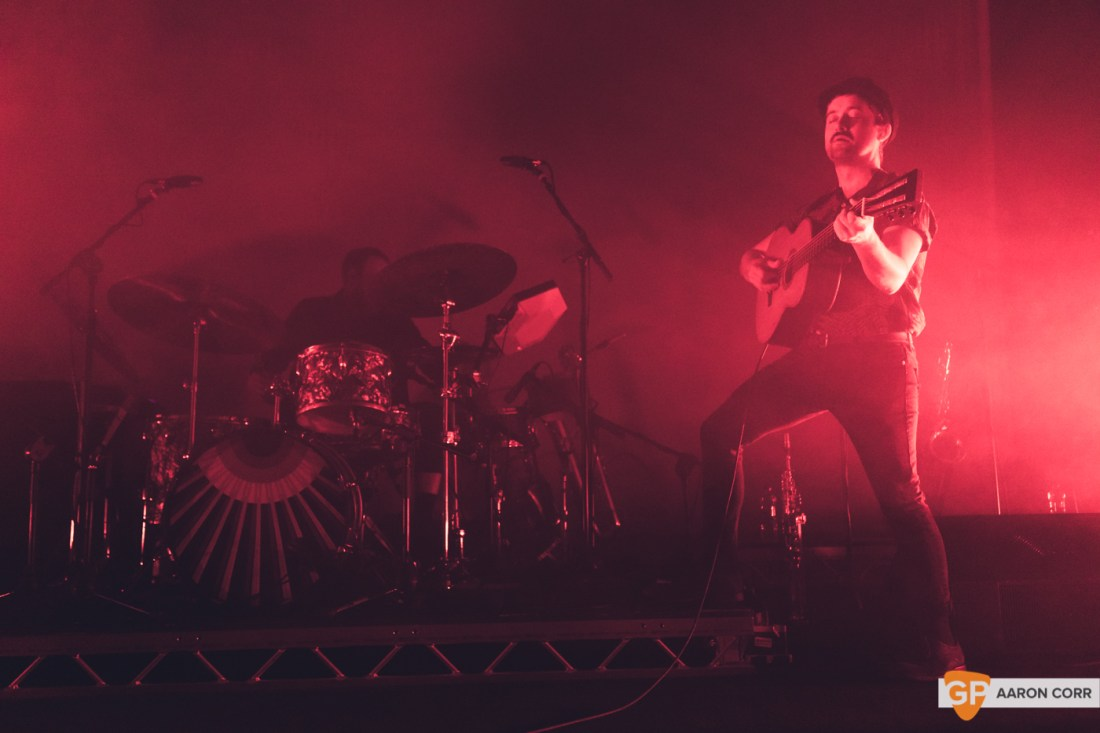 Villagers in Vicar Street, Dublin on 14-Dec-19 by Aaron Corr-1048