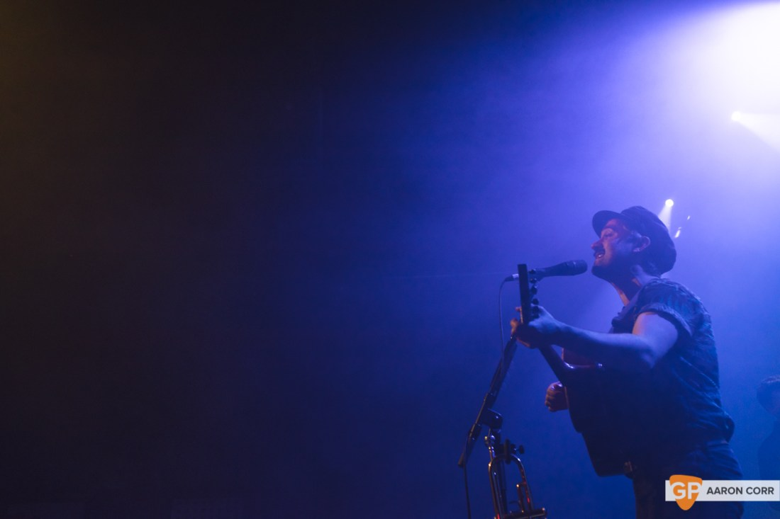 Villagers in Vicar Street, Dublin on 14-Dec-19 by Aaron Corr-1100