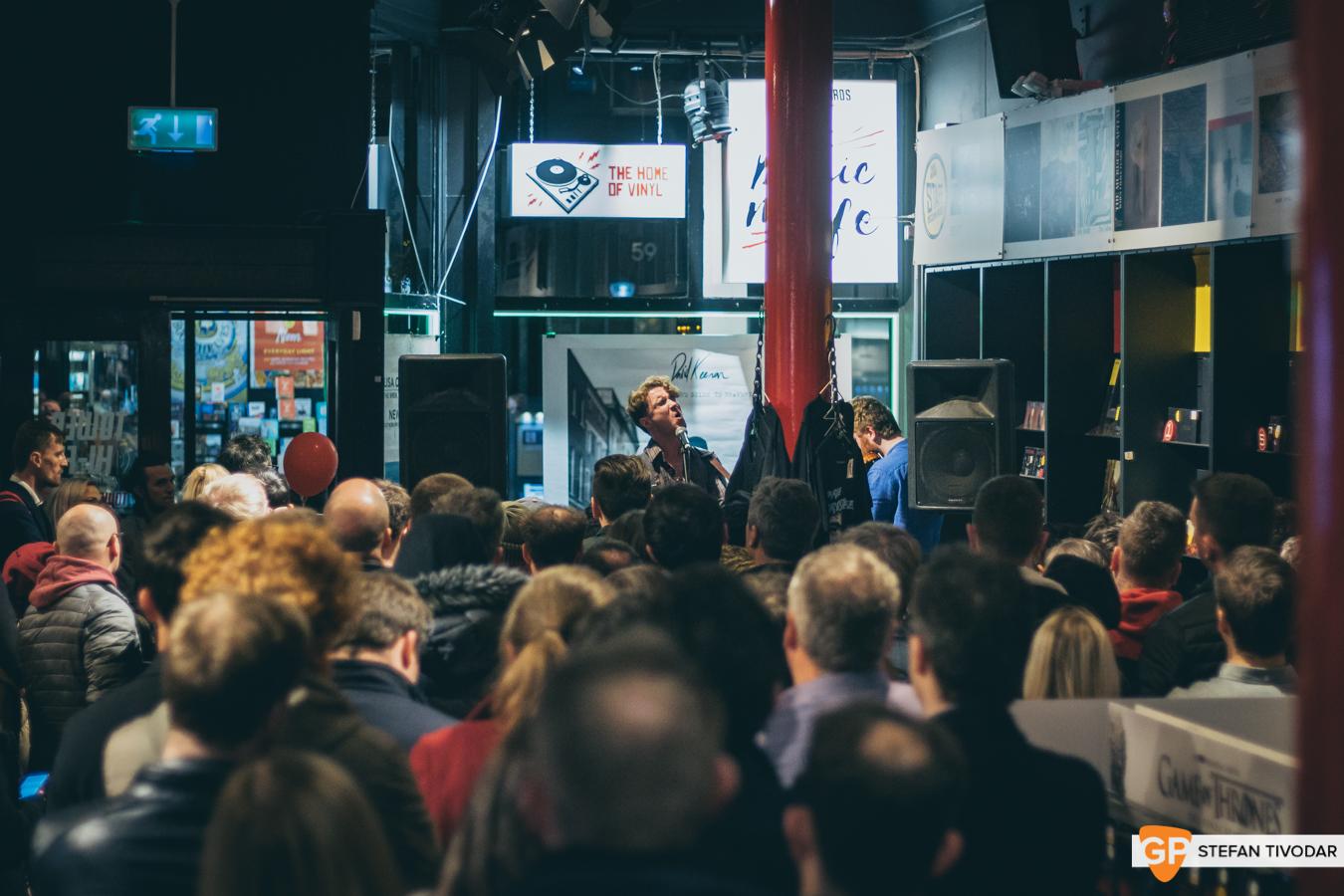 David Keenan Album Launch Tower Records Dublin 2020 Tivodar 13