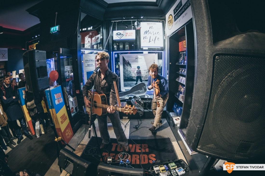David Keenan Album Launch Tower Records Dublin 2020 Tivodar 6
