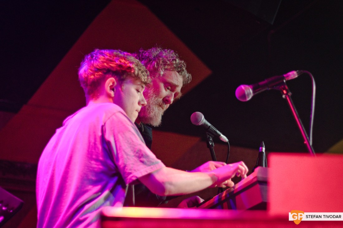 Glen Hansard Hi How Are You A celebration of Daniel Johnston Bloody Mary Dublin Tivodar 6