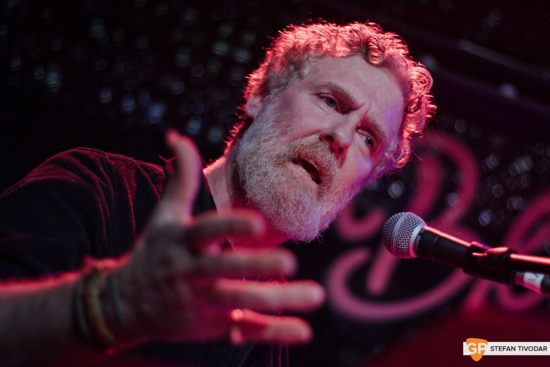 Glen Hansard Hi How Are You A celebration of Daniel Johnston Bloody Mary Dublin Tivodar 9
