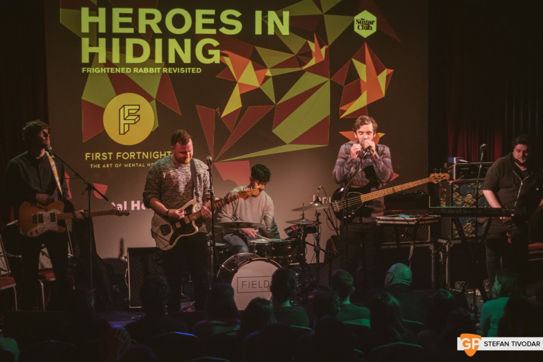 Heroes in Hiding Frightened Rabbit Revisited Sugar Club Dublin Jan 2020 Tivodar 8
