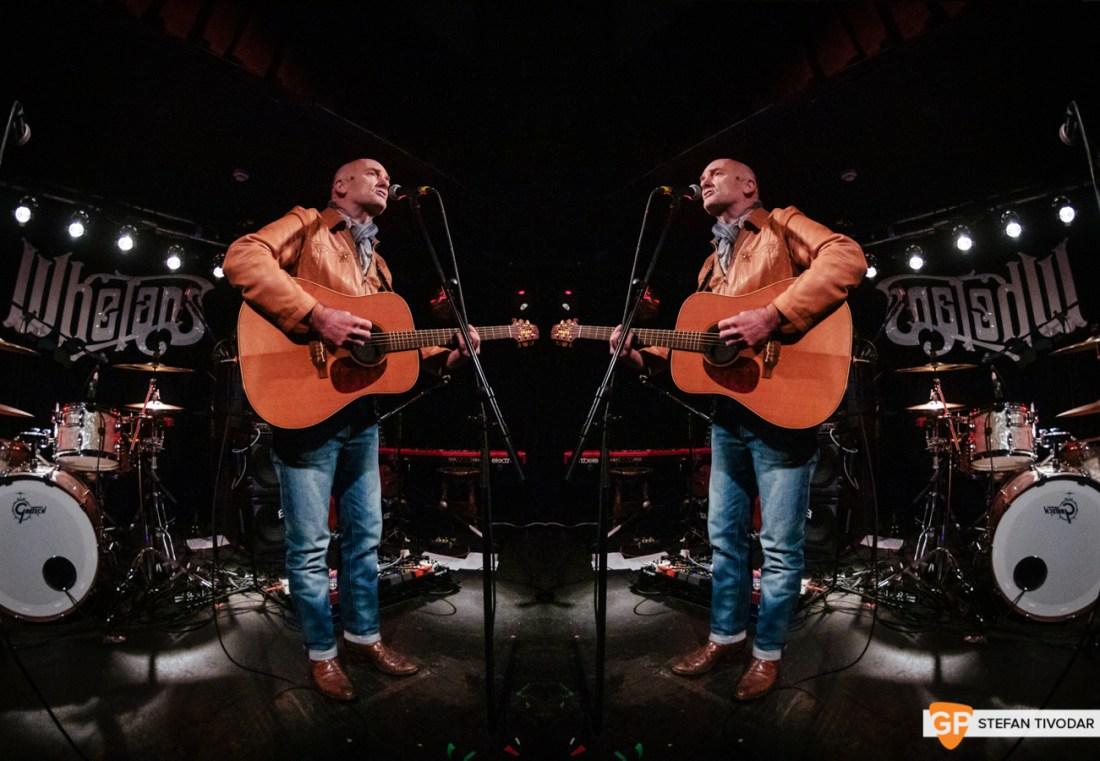 I Heart Bowie Whelans Dublin 2020 Tivodar 10