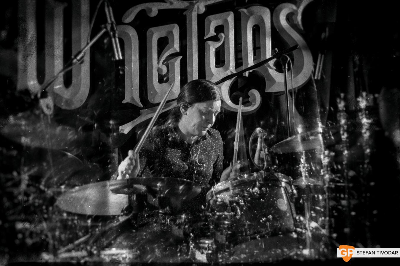 Pixie Cut Rhythm Orchestra Whelan's Ones to Watch 17 January 2020 Dublin Tivodar 3