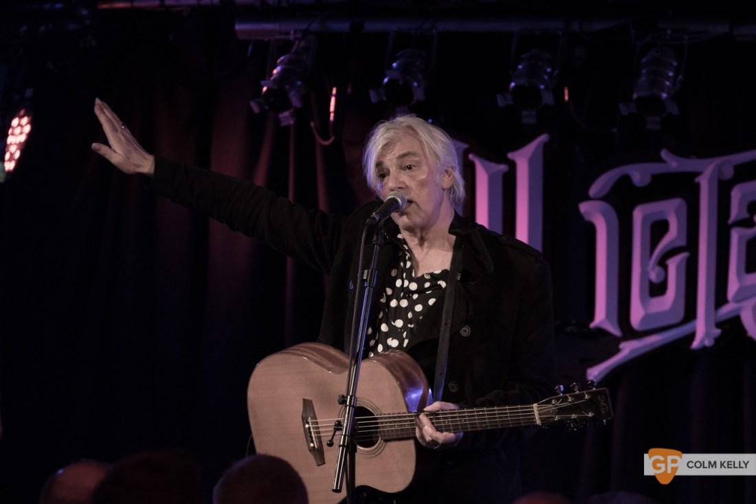 Robyn Hitchcock at Whelan's, Dublin 28.1.2019 Copyright Colm Kelly-496