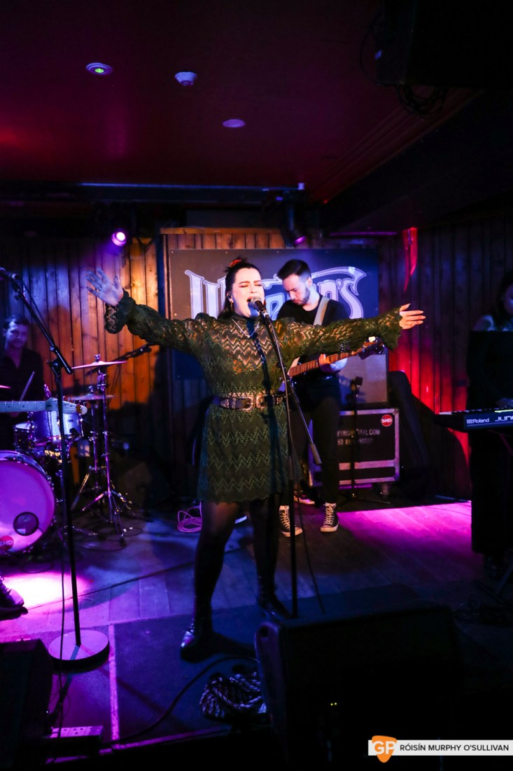 Shivs at Whelans Ones To Watch by Roisin Murphy O'Sullivan (3 of 7)