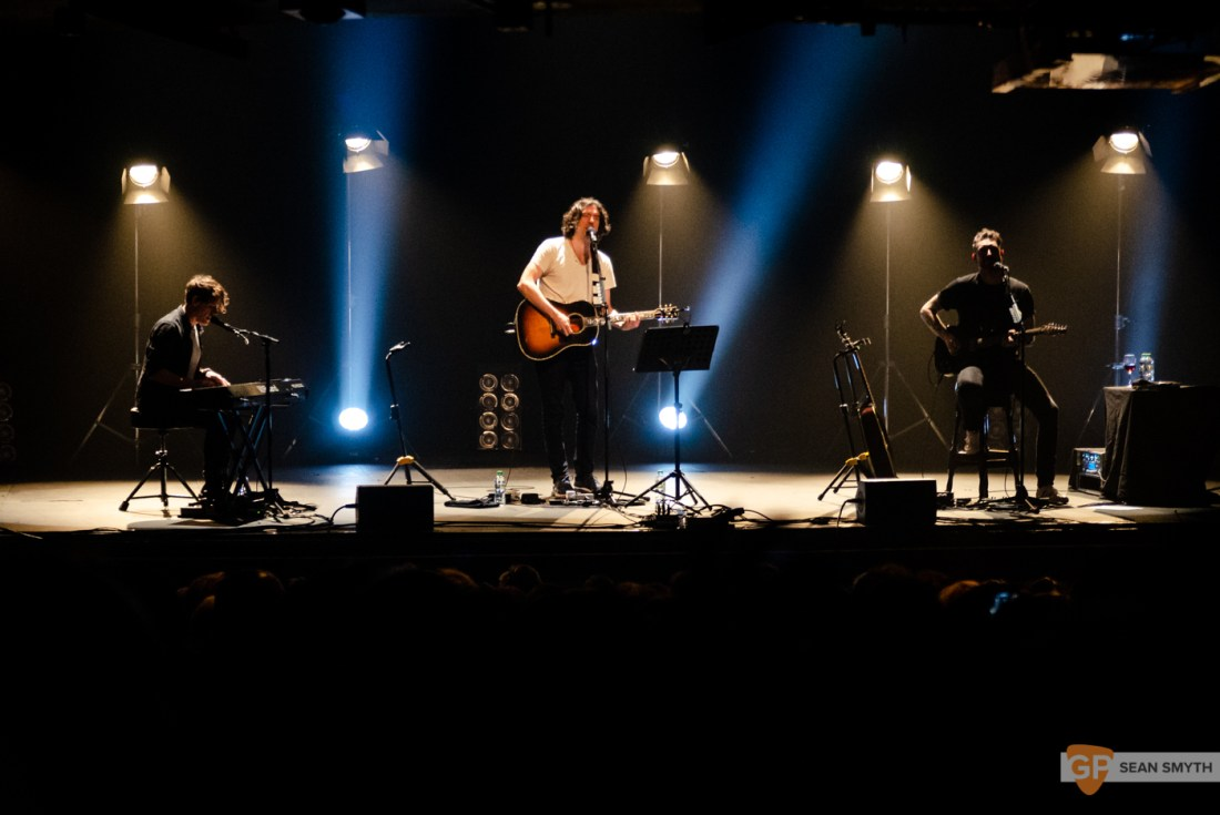 Snow Patrol at The Olympia Theatre, Dublin by Sean Smyth (15-1-20) (15 of 20)