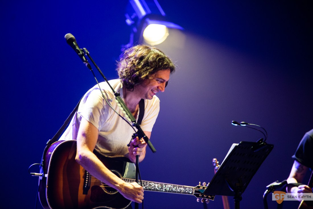 Snow Patrol at The Olympia Theatre, Dublin by Sean Smyth (15-1-20) (9 of 20)