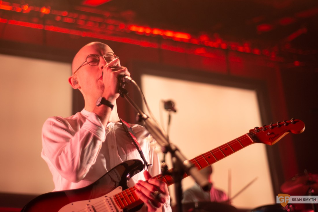 Bombay Bicycle Club at Vicar Street, Dublin by Sean Smyth (10-2-20) (3 of 13)