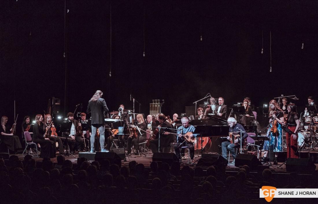 Donal Lunny, Mairtin O'Connor w- Cork Opera House Concert Orchestra, Cork Opera House, RHRN, Shane J Horan, Cork, 23-02-2020-4