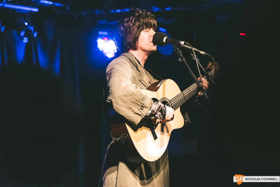 Fionn Regan performing in Whelan's to a sold out crowd. Photos by Nicholas O'Donnell. (10 of 15)