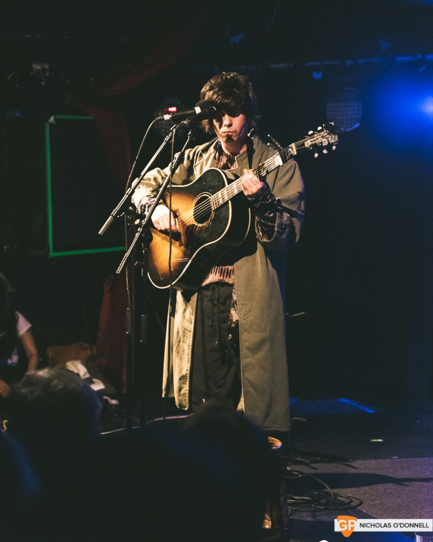 Fionn Regan performing in Whelan's to a sold out crowd. Photos by Nicholas O'Donnell. (6 of 15)