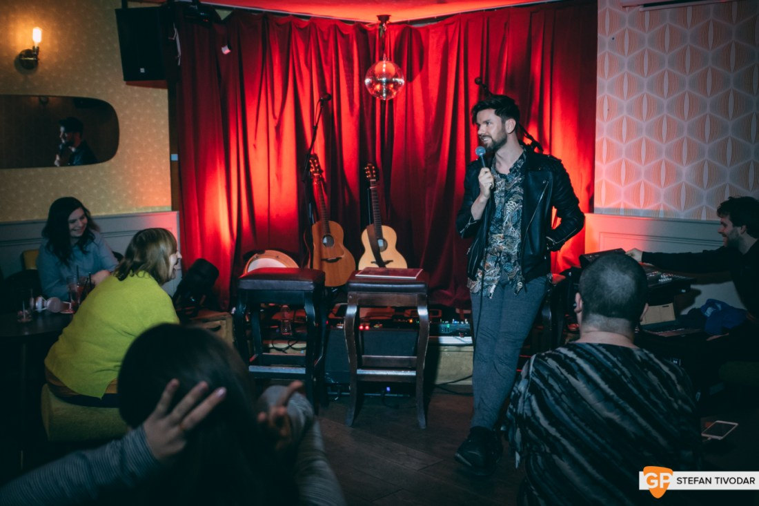 Hudson Taylor pre-album launch Whelans Dublin February 2020 Tivodar 10