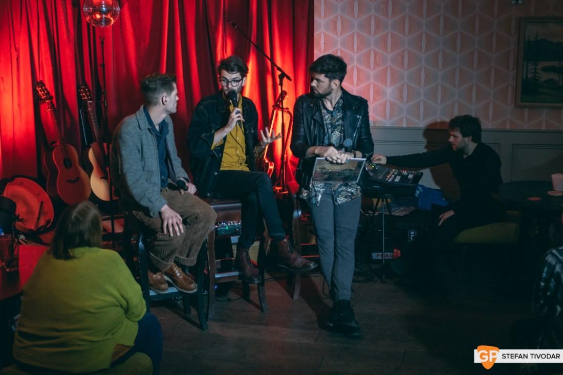 Hudson Taylor pre-album launch Whelans Dublin February 2020 Tivodar 11