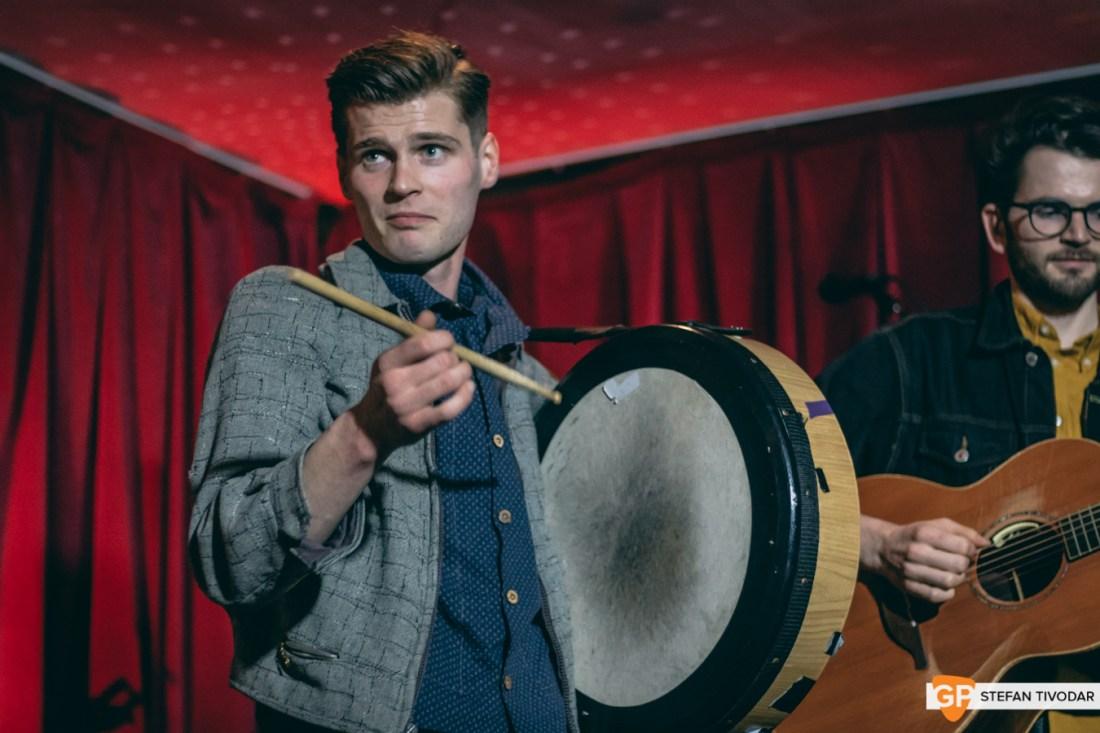 Hudson Taylor pre-album launch Whelans Dublin February 2020 Tivodar 26