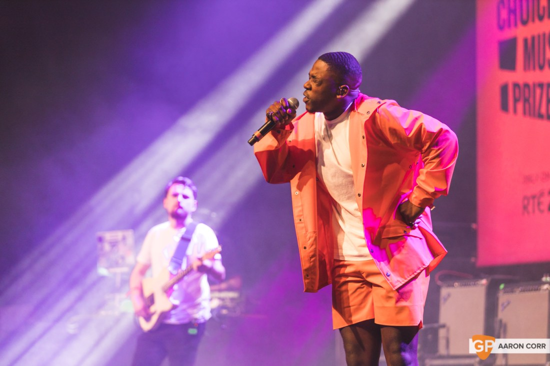 Jafaris at Choice Music Prize 2020 in Vicar Street, Dublin on 05-Mar-20 by Aaron Corr-2567