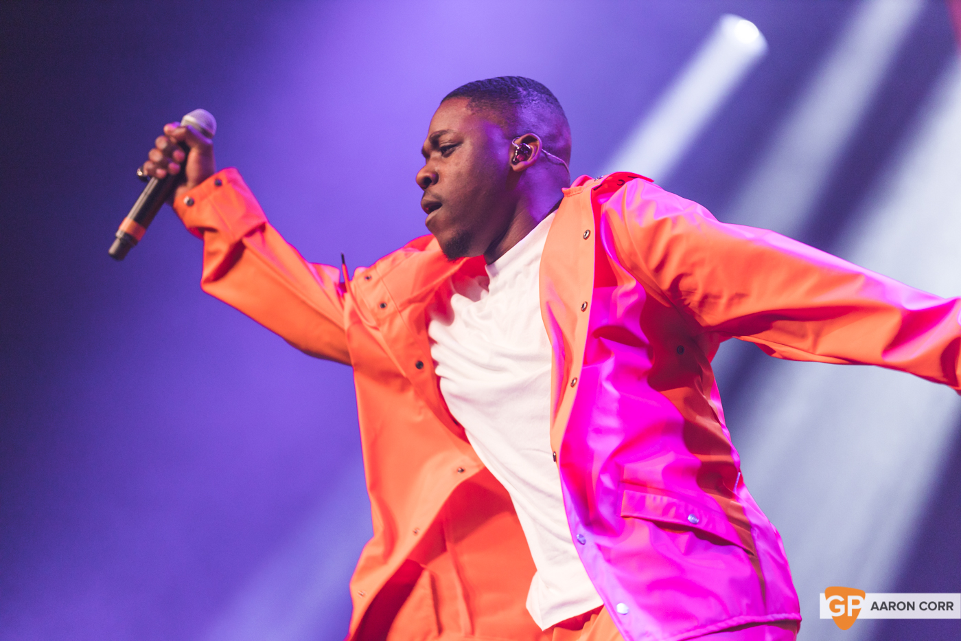 Jafaris at Choice Music Prize 2020 in Vicar Street, Dublin on 05-Mar-20 by Aaron Corr-2598