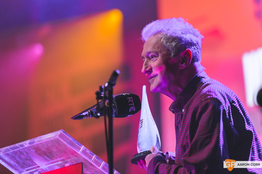 Louis Walsh at Choice Music Prize 2020 in Vicar Street, Dublin on 05-Mar-20 by Aaron Corr-5244