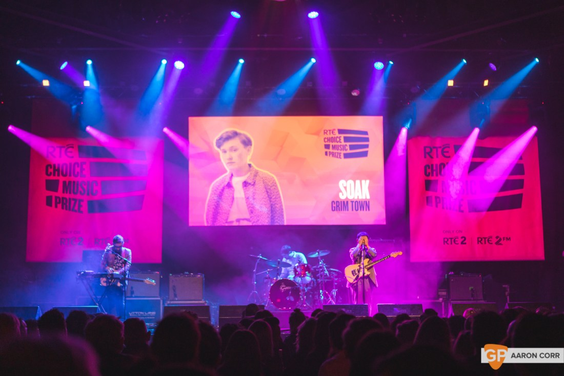 Soak at Choice Music Prize 2020 in Vicar Street, Dublin on 05-Mar-20 by Aaron Corr-2510