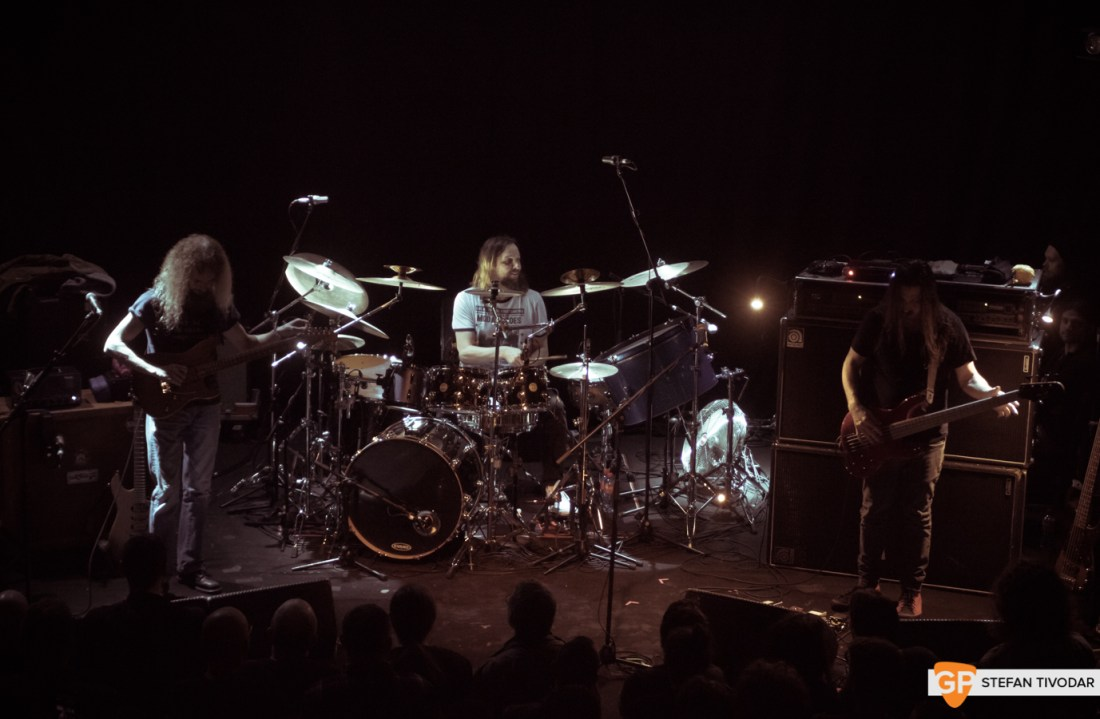 The Aristocrats Button Factory Dublin March 2020 Tivodar 8