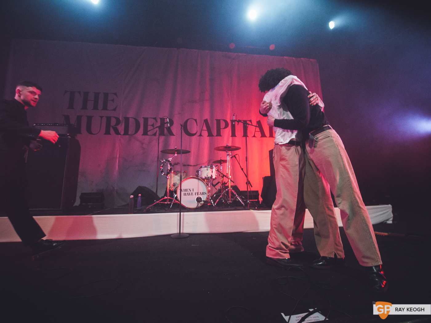 The Murder Capital – Photo by Ray Keogh